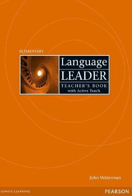 Language Leader Elementary Teacher's Book and Active Teach Pack