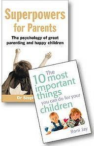Value Pack:Super Powers for Parents/ The 10 Most Important Things pk