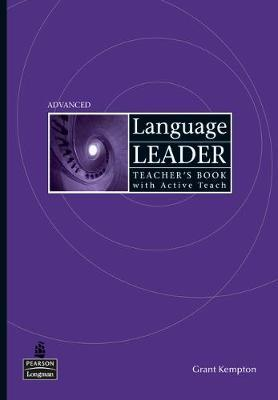 Language Leader Advanced Teacher's Book/ and Active Teach Pack