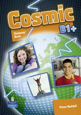 Cosmic B1+ Students Book for pack