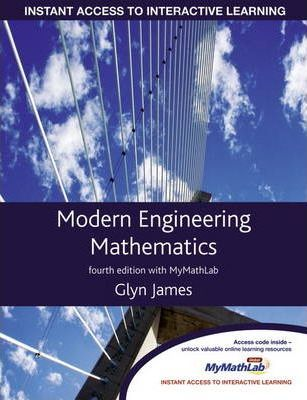 Online Course Pack:Modern Engineering Mathematics with MyMathLab/Modern Engineering Mathematics MML royalty/ MyMathLab Global Student Access Card:MML Global STU card_p1 Plus MATLAB & Simulink Student Version 2010a