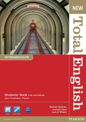 New Total English Intermediate Students' Book with Active
