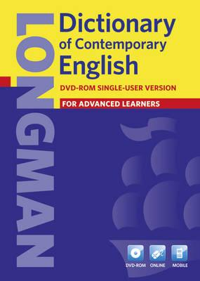 Longman Dictionary of Contemporary English 5 DVD-ROM Standalone