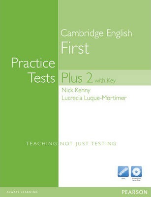 Practice Tests Plus FCE 2 NE without key with Multi-ROM and Audio CD Pack