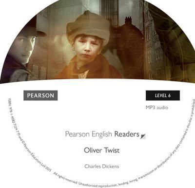 Level 6: Oliver Twist MP3 for Pack