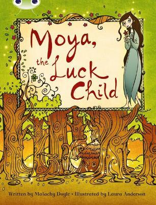 BC Brown A/3C Moya, the Luck Child