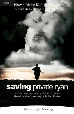 Level 6: Saving Private Ryan Book and MP3 Pack