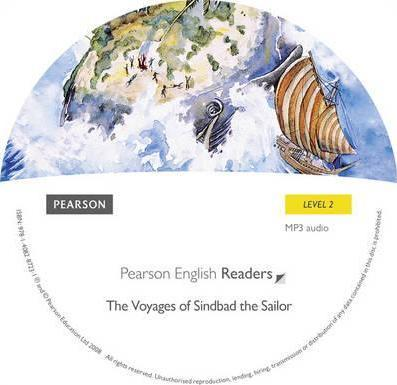 Level 2: The Voyages of Sinbad the Sailor MP3 for Pack