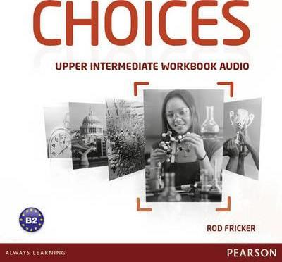 Choices Upper Intermediate Workbook Audio CD for pack