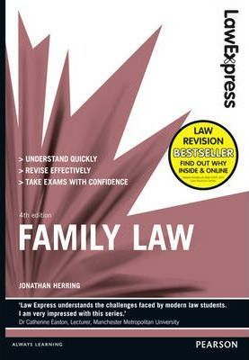 Law Express: Family Law (Revision Guide)