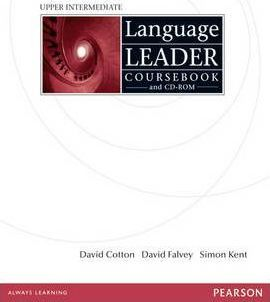 Language Leader Upper Intermediate Coursebook and CD-Rom and MyLab Pack (compound)