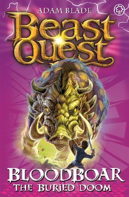 Beast Quest: Bloodboar the Buried Doom