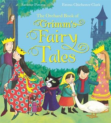 The Orchard Book Of Grimms Fairy Tales