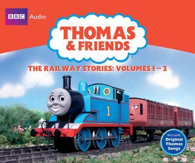 Thomas & Friends: The Railway Stories: v. 1-3