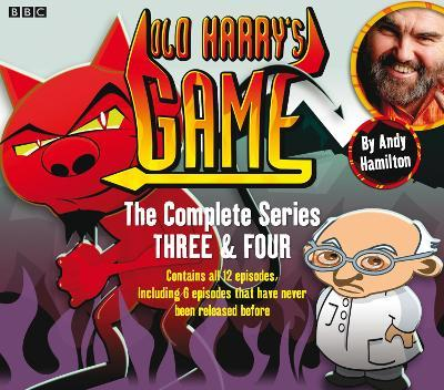 The Old Harry's Game: Complete Series 3 and 4