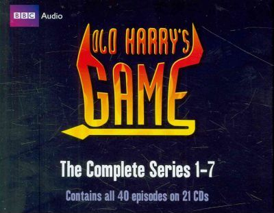 Old Harry's Game: The Complete Series 1-7 Boxset