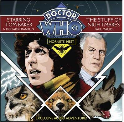 Doctor Who Hornets' Nest 1: The Stuff Of Nightmares