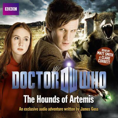 """""""Doctor Who"""": The Hounds of Artemis: (Audio Original)"""