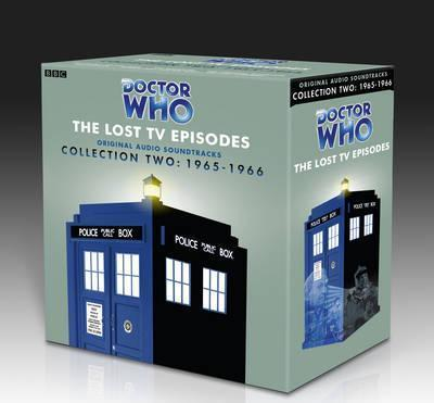 Doctor Who Collection The Lost TV Episodes 1965 1966 No