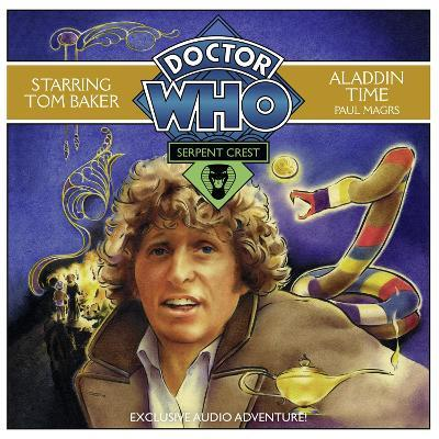 Doctor Who Serpent Crest 3: Aladdin Time