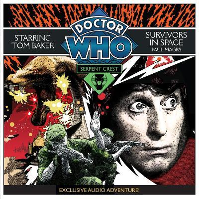 Doctor Who Serpent Crest 5: Survivors In Space