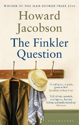 The Finkler Question Cover Image