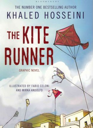 The Kite Runner : Khaled Hosseini : 9781408815250