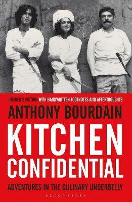 Kitchen confidential anthony bourdain 9781408845042 for R kitchen confidential