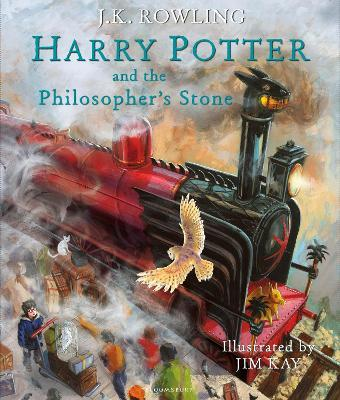 Harry Potter and the Philosopher's Stone Cover Image