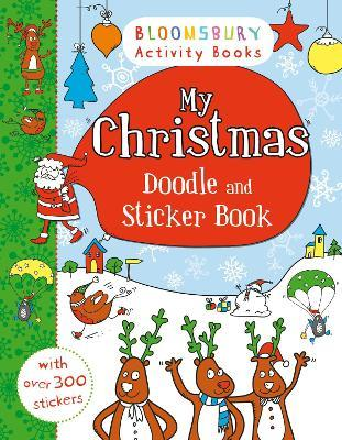 My Christmas Doodle and Sticker Book