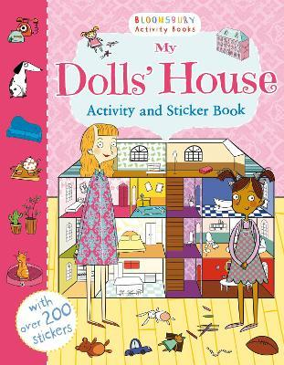 My Dolls' House Activity and Sticker Book