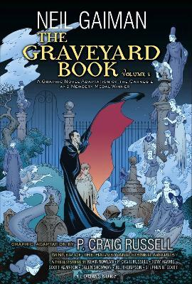 Graveyard Book Graphic Novel: Part 1