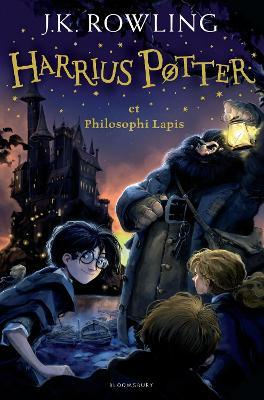 Harry Potter and the Philosopher's Stone (Latin)