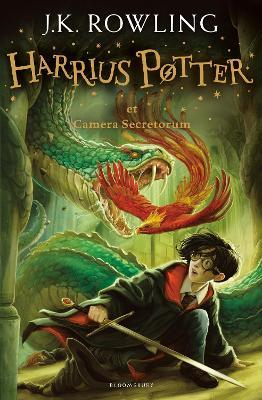 Harry Potter and the Chamber of Secrets Latin