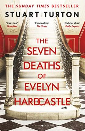 The Seven Deaths of Evelyn Hardcastle Cover Image