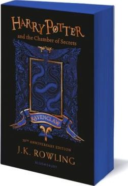 Harry Potter and the Chamber of Secrets - Ravenclaw Edition