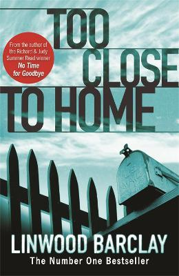 Too Close to Home Cover Image
