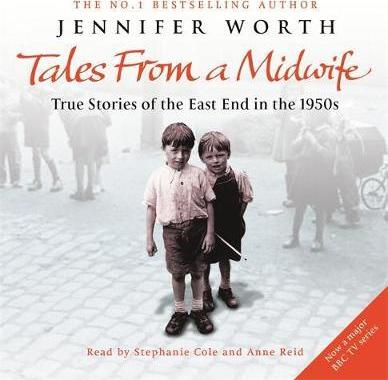 "Tales from a Midwife: ""Call the Midwife"", ""Shadows of the Workhouse"", ""Farewell to the East End"""