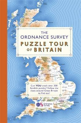 The Ordnance Survey Puzzle Tour of Britain : Take a Puzzle Journey Around Britain From Your Own Home