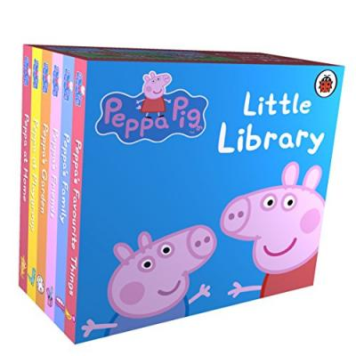 Toddler Books - Peppa Pig: Little Library