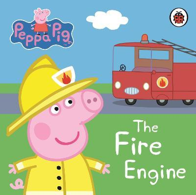 Peppa Pig: The Fire Engine: My First Storybook