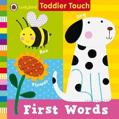 Ladybird Toddler Touch: First Words Cover Image