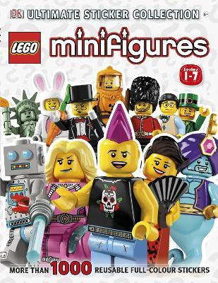 LEGO (R) Minifigures Ultimate Sticker Collection