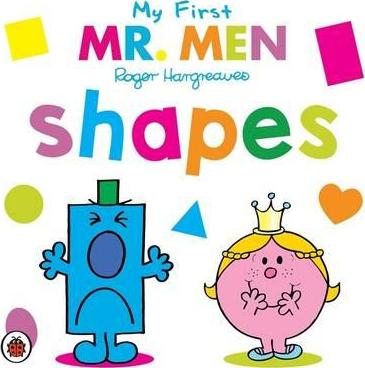 Mr Men - My First Shapes