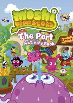Moshi Monsters The Port Activity 2