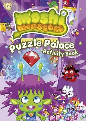 Moshi Monsters Puzzle Palace Activity 3