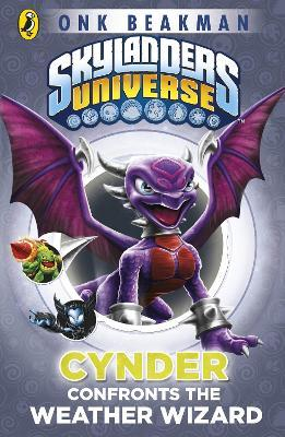 Skylanders Mask of Power: Cynder Confronts the Weather Wizard