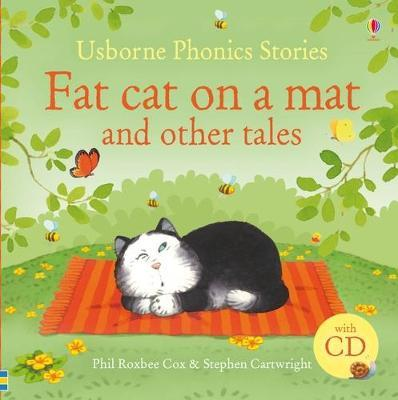 Fat Cat On A Mat And Other Tales Phil Roxbee Cox