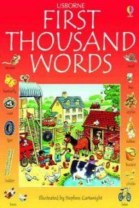 The Usborne First Thousand Words in Spanish