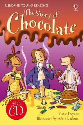 Young Reading CD Packs  The Story of Chocolate